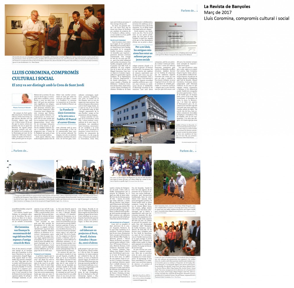 2013 03 Revista de Banyoles